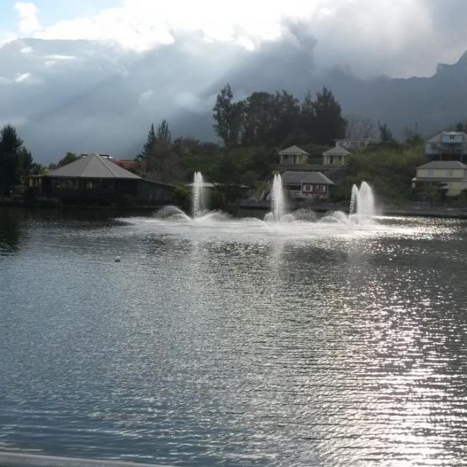 Lac de Cilaos